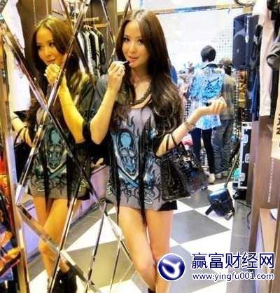 台湾第一少奶奶:13岁追求富商 21岁坐拥亿万身家