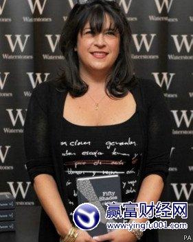福布斯发布富豪作家排行榜 英国色情小说作者居首