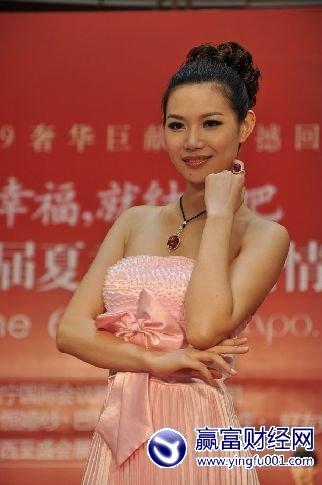 组图:揭秘中国模特真实收入