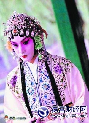 张国荣秘闻被惊爆为著名京剧女演员打抱不平