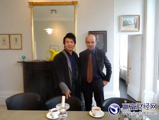 郎朗获牛津大学荣誉院士成中国艺术家第一人