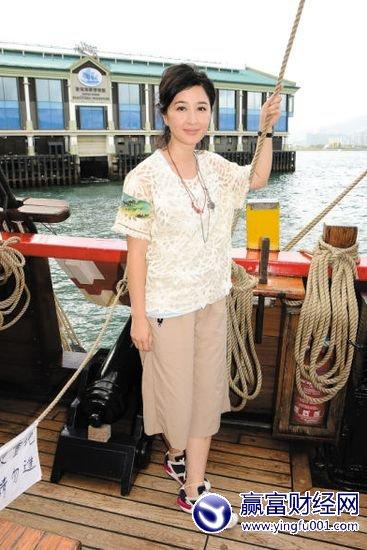 49岁关咏荷自曝中医调理身体欲追生二胎