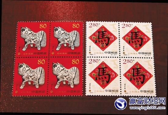 马年邮票被指升值空间大 业内称可能会涨到300以上