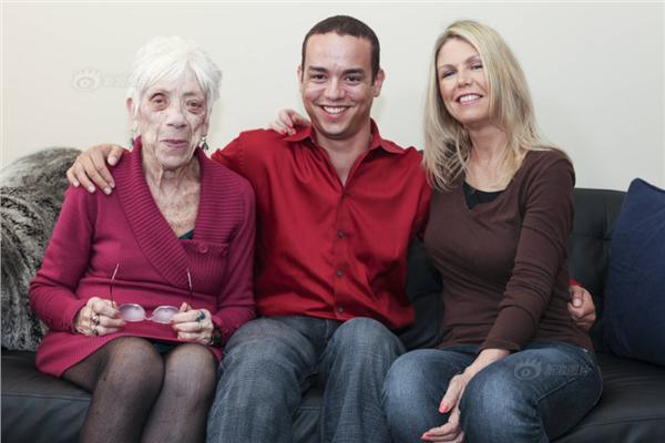31岁男子交往91岁老妇 男子偏爱和老年人共度美好时光