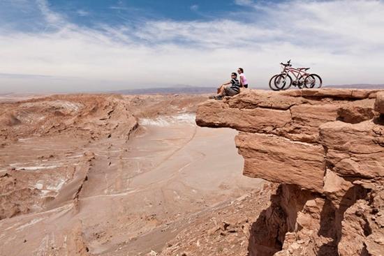 散落的大漠明珠 盘点世界六大奢华沙漠酒店