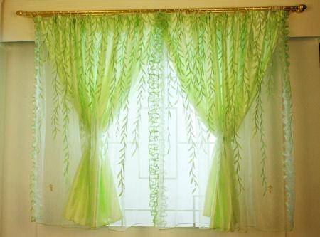 你可能不知道的风水秘密 窗帘也能影响家人?