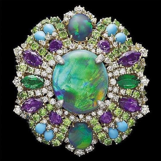 欧泊市场价格被低估 宝石级欧泊才有收藏价值