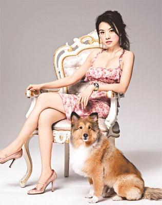 中国最性感白手起家女老板:淘宝女王惊艳亮相