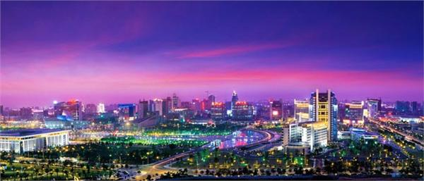中国最富的15座城市 看看有你的家乡吗?