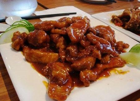 外国人最爱8道中国菜 你最喜欢哪个